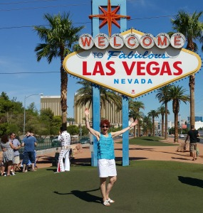 Kathleen Irene Paterka at the Welcome to Fabulous Las Vegas sign, September 2015 (3)