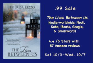 The lives between us on Sale