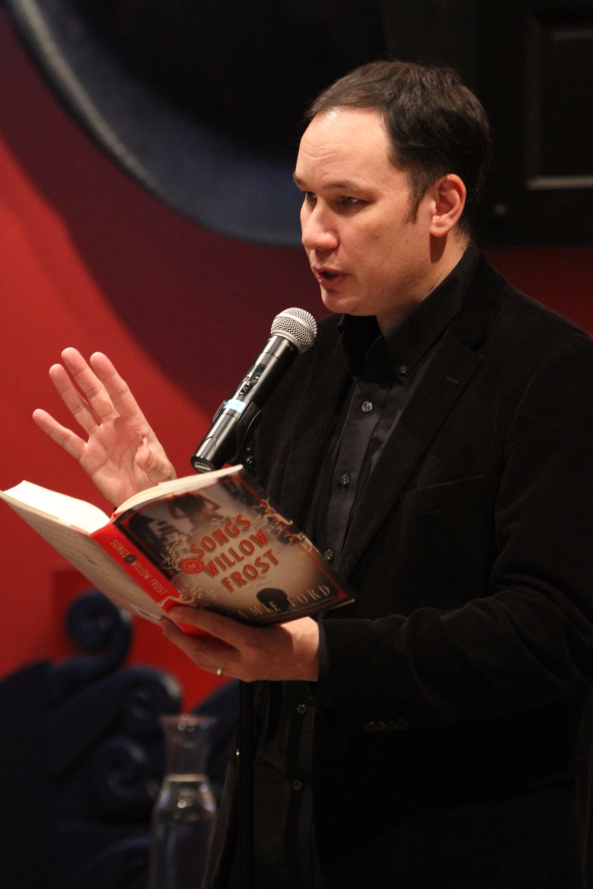 Jamie Ford reading
